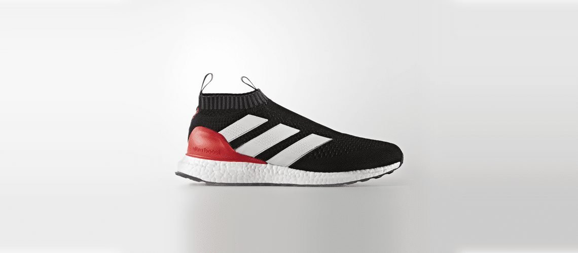 adidas ACE 16 Purecontrol Ultra Boost Black Red