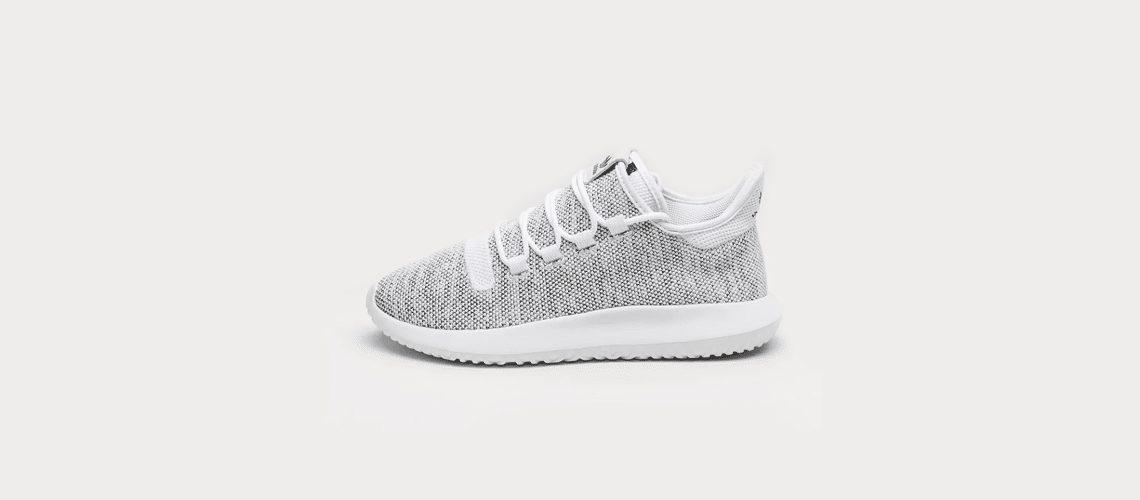 adidas Tubular Shadow Knit White