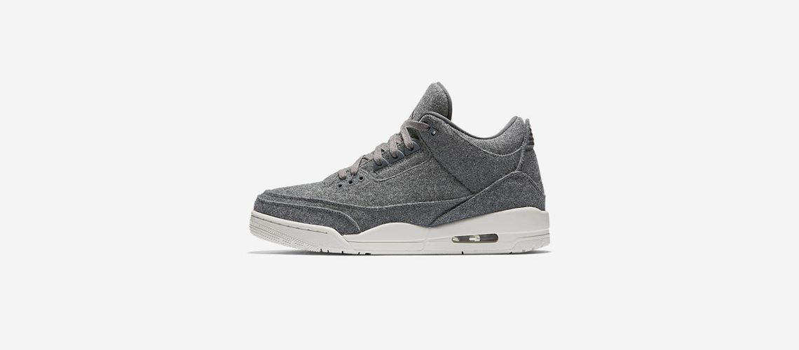 Air Jordan 3 Retro Dark Grey
