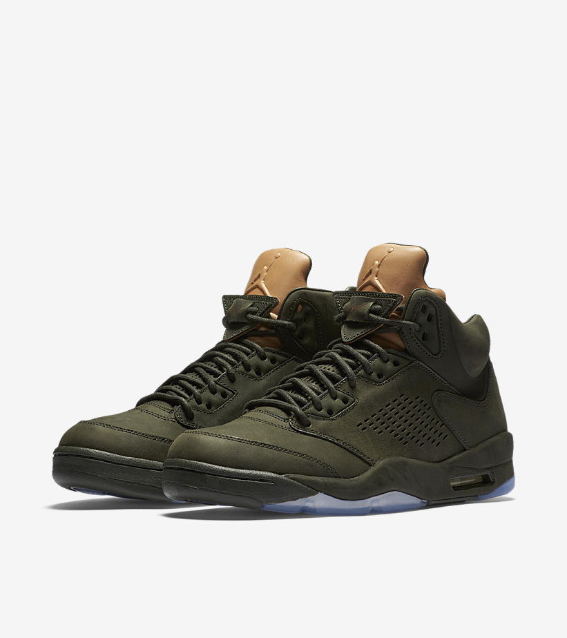 Air Jordan 5 Premium Take Flight 881432 305 1