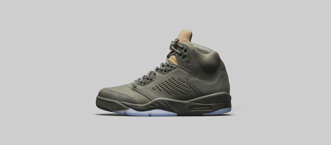 Air Jordan 5 Premium Take Flight Pack 881432 305