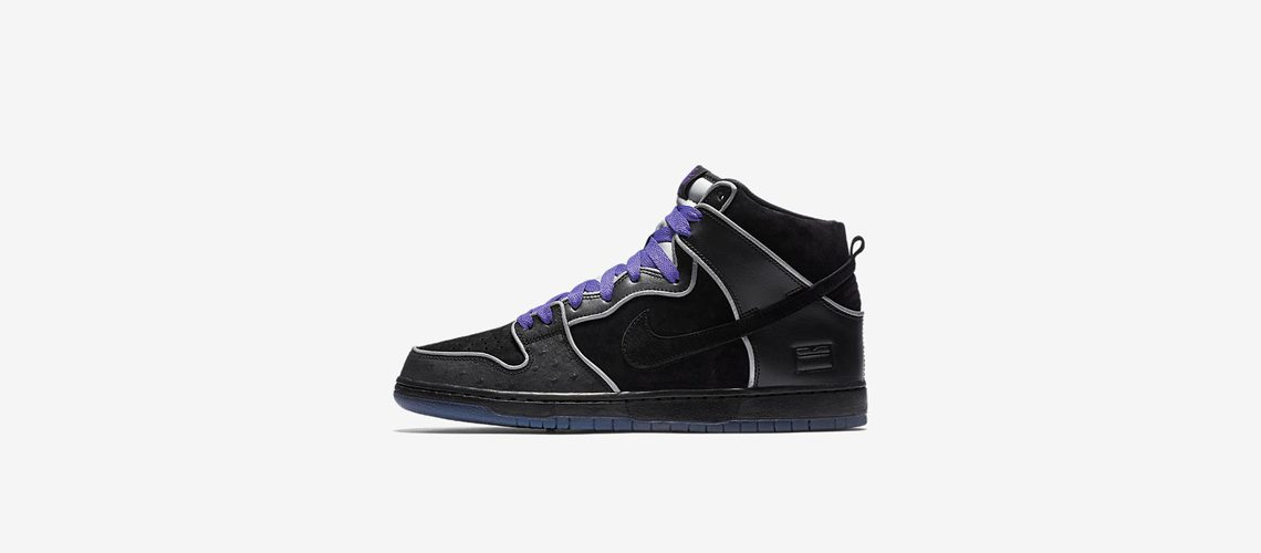 Nike Dunk High SB Elite Black Box