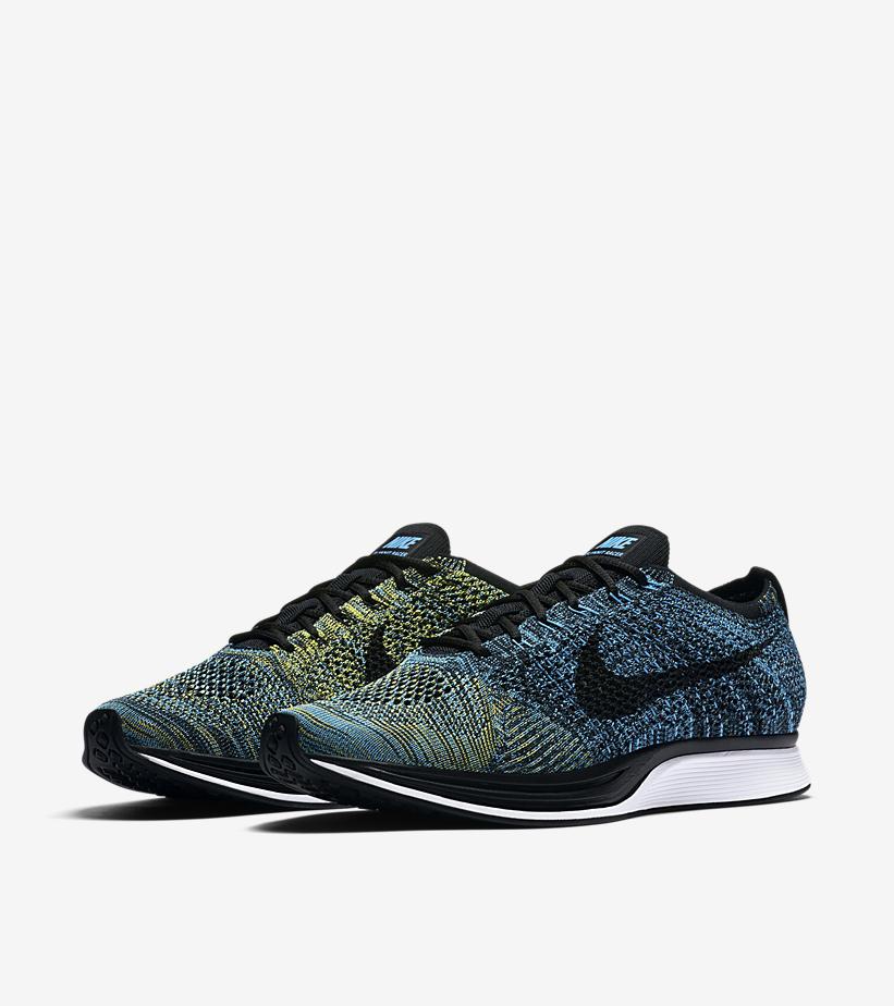 Nike Flyknit Racer Blue Glow 526628 405 1