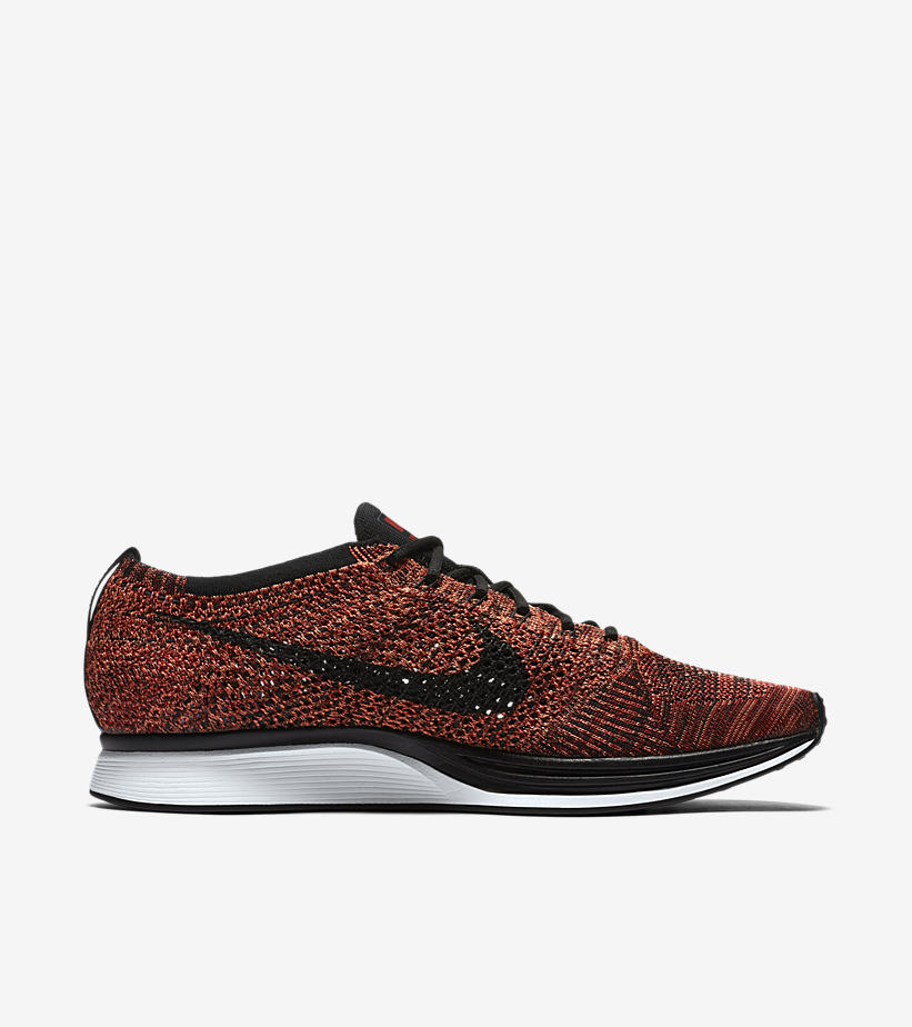 Nike Flyknit Racer University Red 526628 608 1