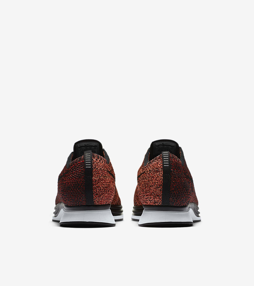 Nike Flyknit Racer University Red 526628 608 3