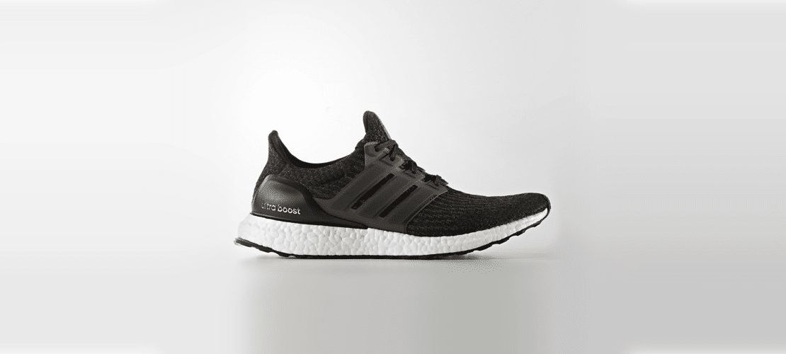 adidas Ultra Boost 3 0 Black Grey 1110x500