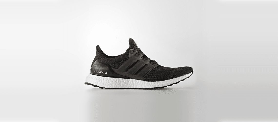 adidas Ultra Boost 3 0 Black Grey
