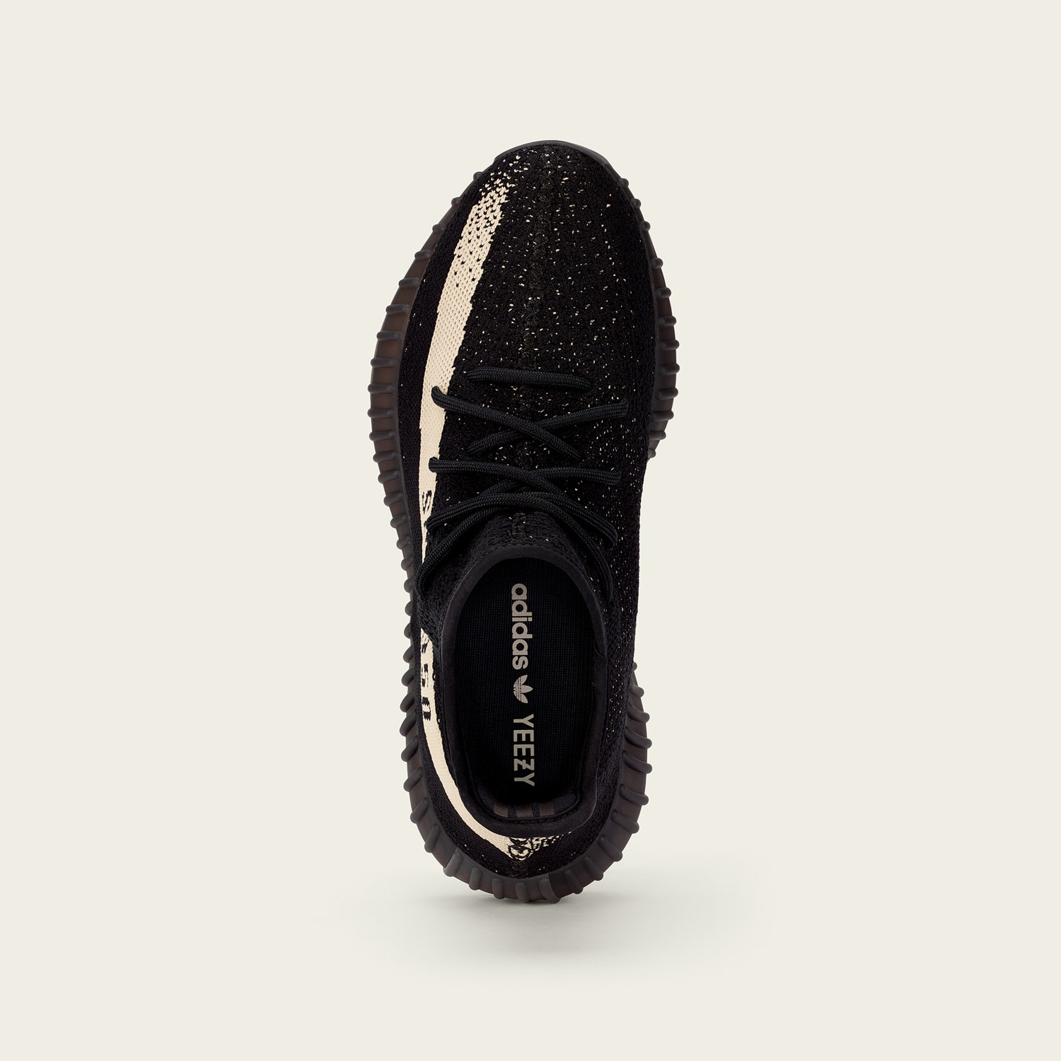 adidas Yeezy Boost 350 Black White 3