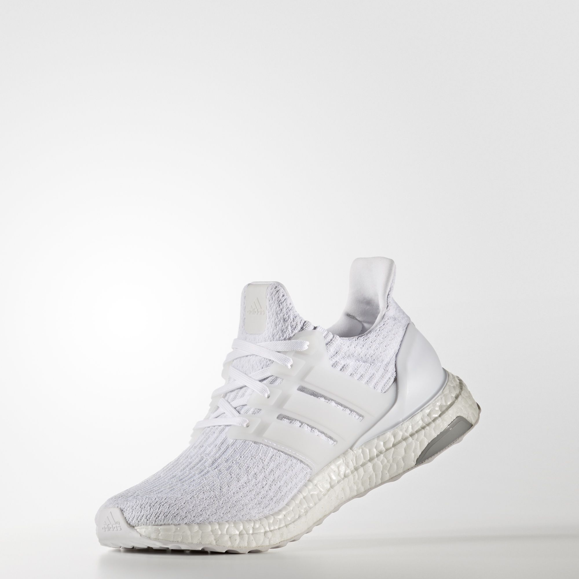 adidas ultra boost 3 0 all white BA8841 3