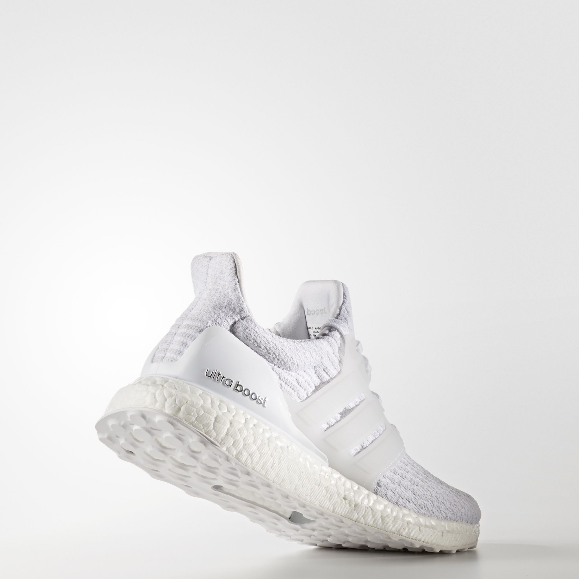 adidas ultra boost 3 0 all white BA8841 4