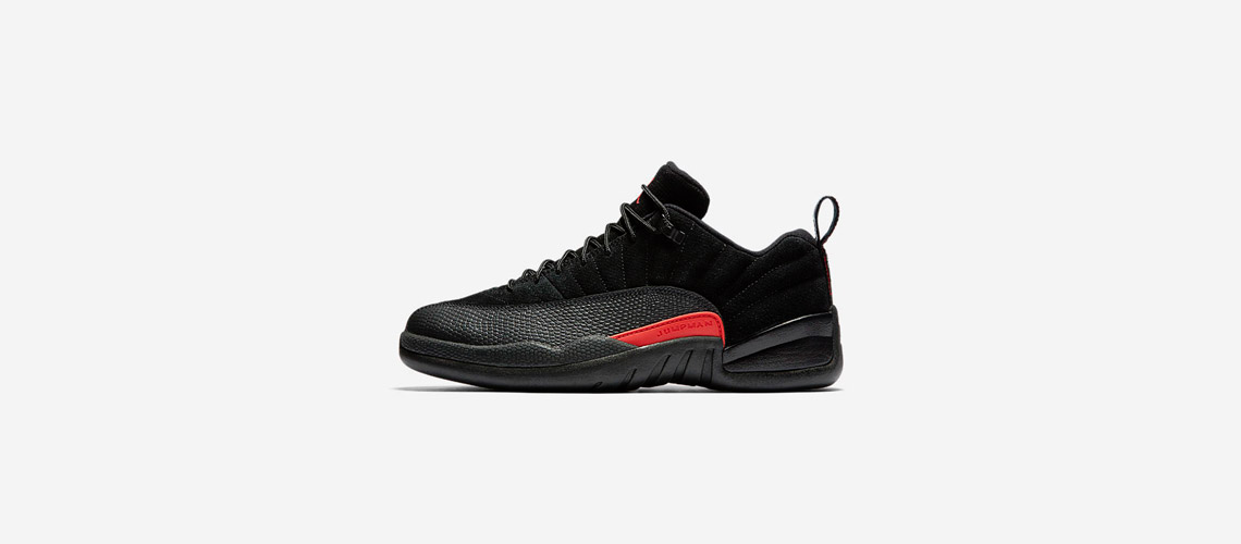 Air Jordan 12 Retro Low Max Orange 308317 003