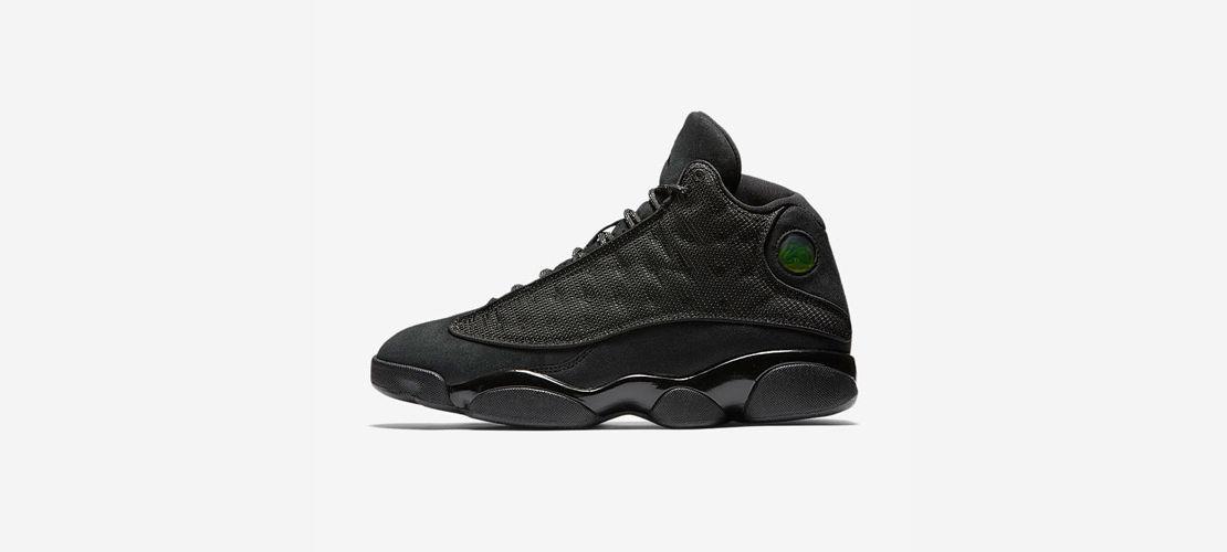 Air Jordan 13 Black Cat 414571 011 1110x500