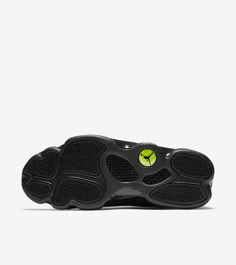 Air Jordan 13 Black Cat 414571 011 2