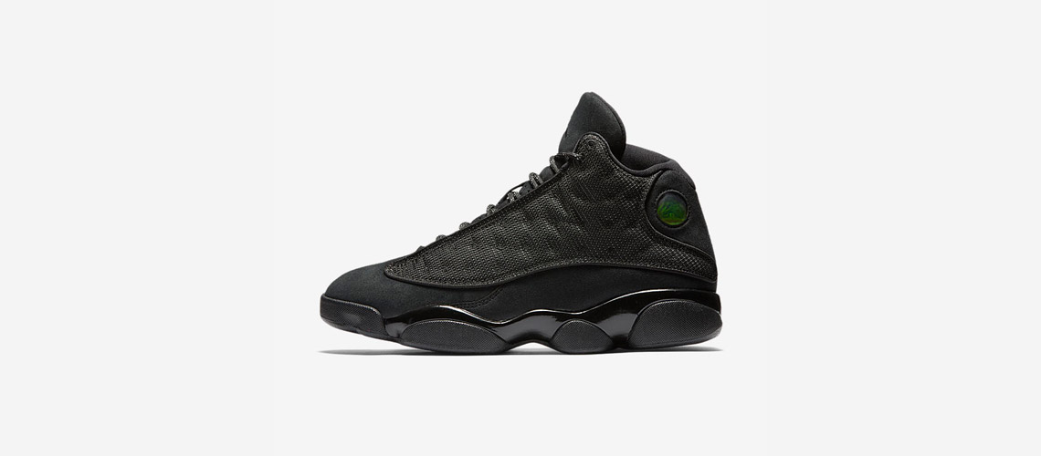 Air Jordan 13 Black Cat 414571 011