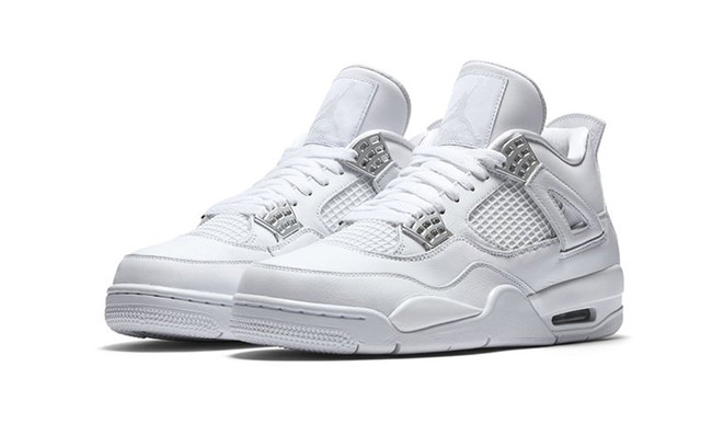 Air Jordan 4 Retro Pure Money 308497 100 1