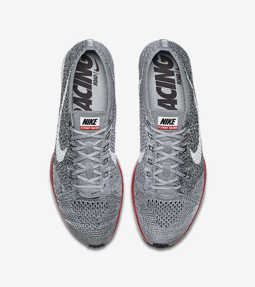 Nike Flyknit Racer Little Red 526628 013 3