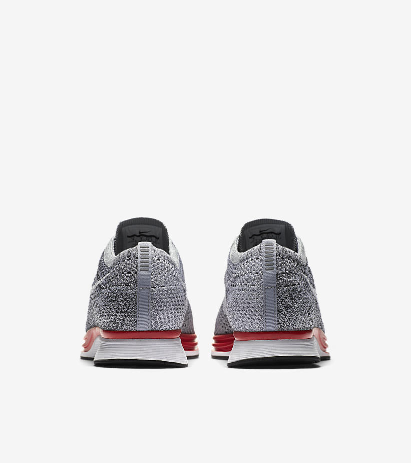 Nike Flyknit Racer Little Red 526628 013 4