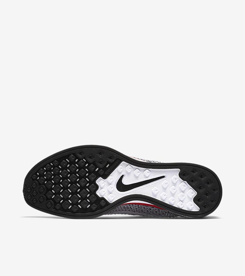 Nike Flyknit Racer Little Red 526628 013 5