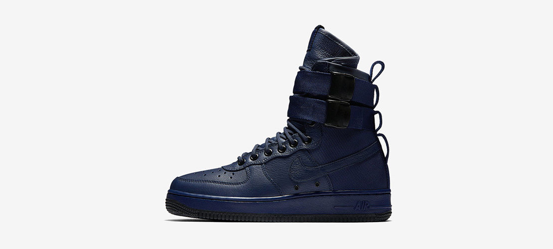 Nike SF Air Force 1 Binary Blue 857872 400 1110x500