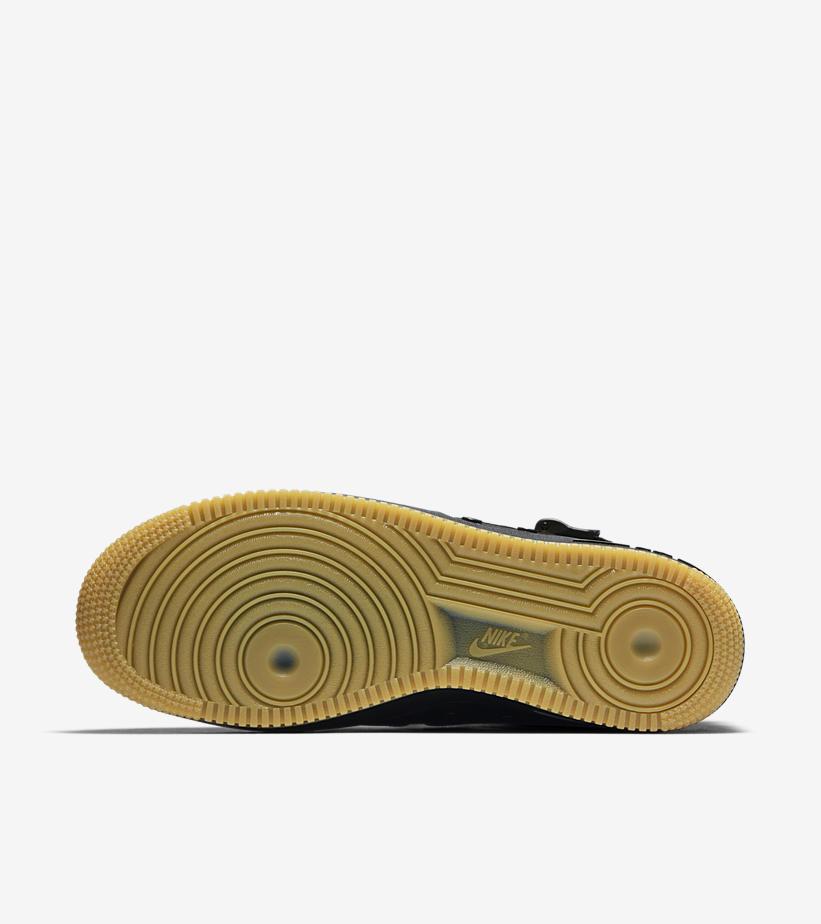 Nike SF Air Force Black Gum 864024 001 3