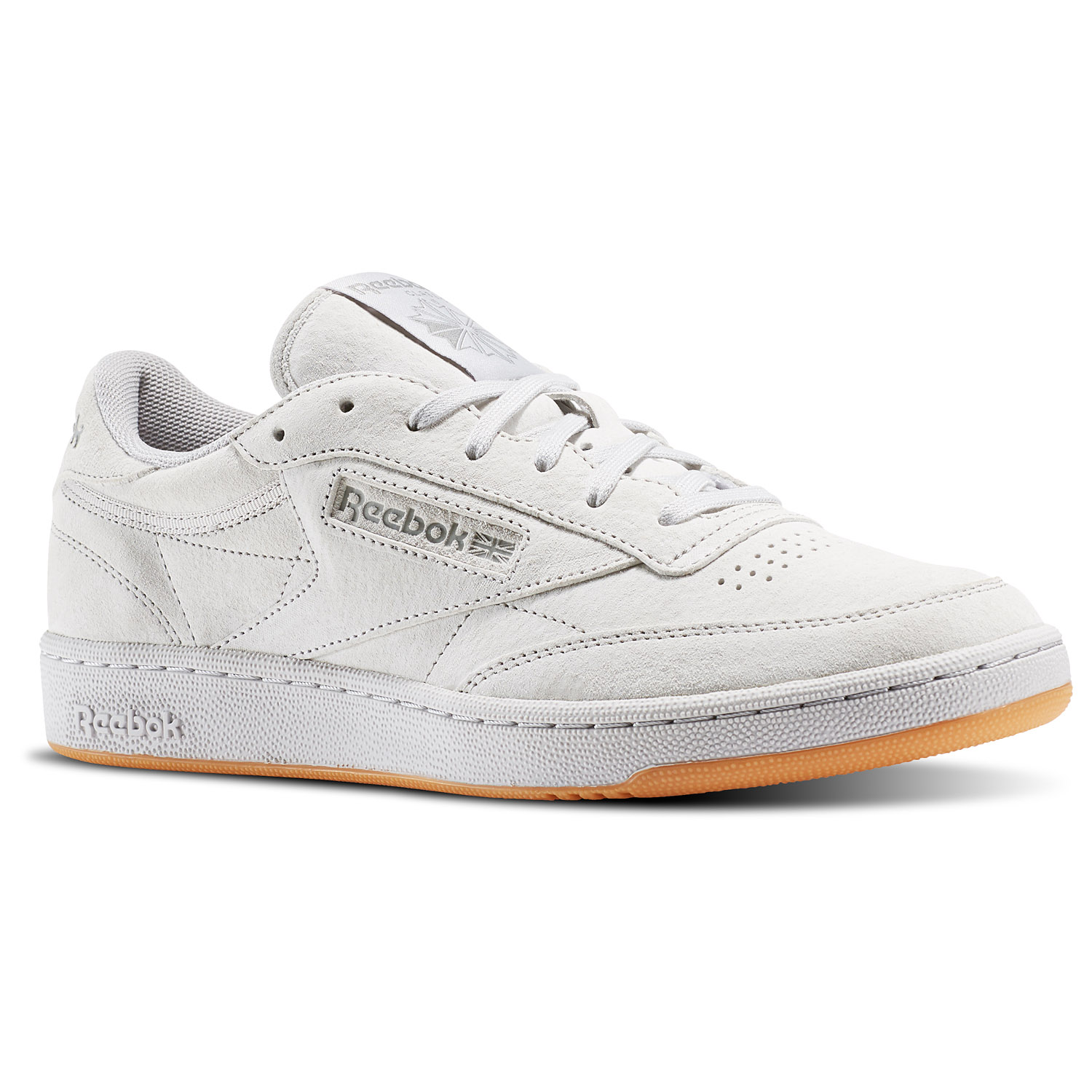 reebok classic x kendrick lamar club c 85 tonal gum. Black Bedroom Furniture Sets. Home Design Ideas