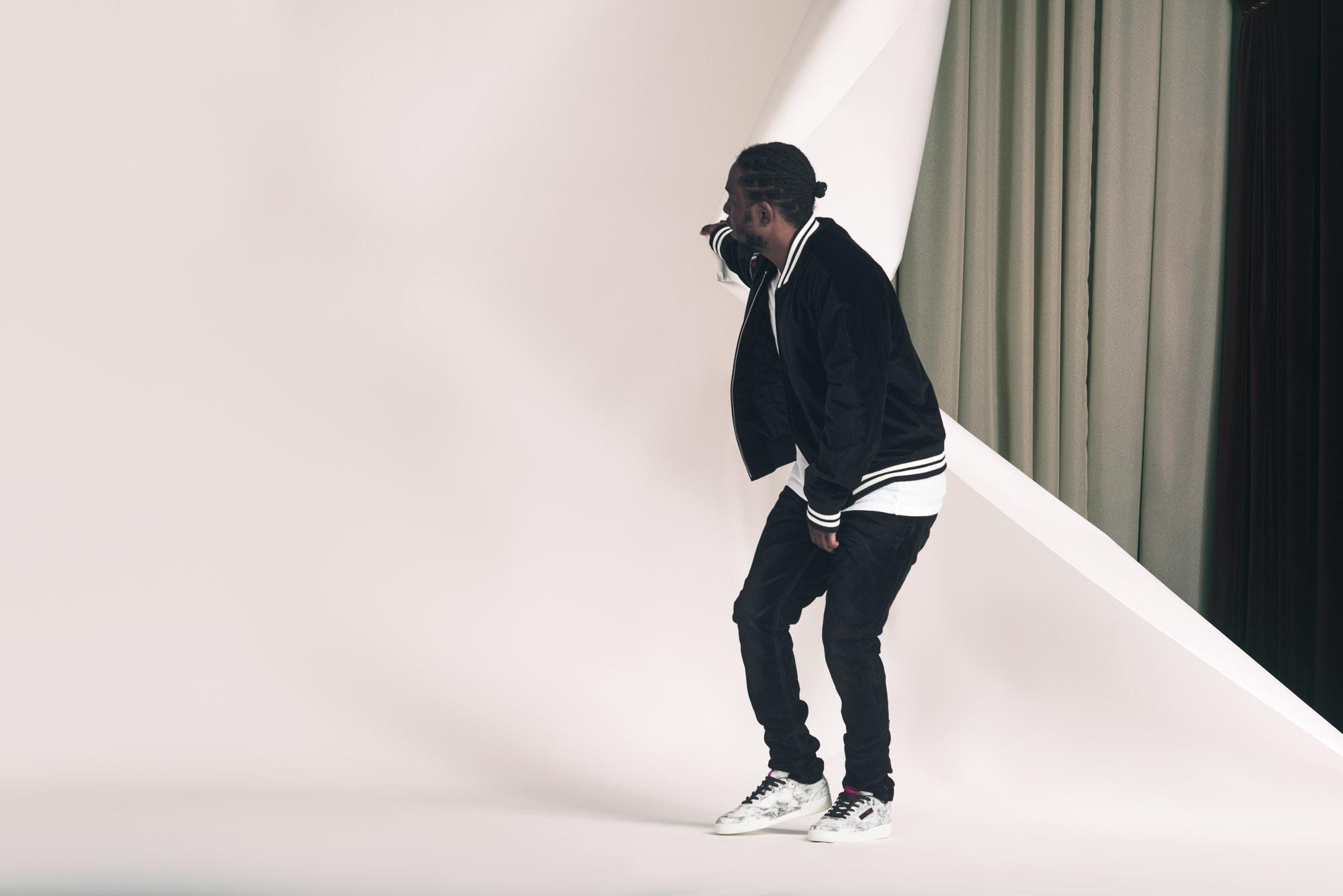 Reebok Classic x Kendrick Lamar Club C Capsule 2