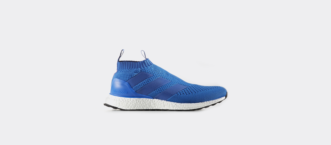 adidas ACE 16 Purecontrol Ultra Boost Blue BY9090
