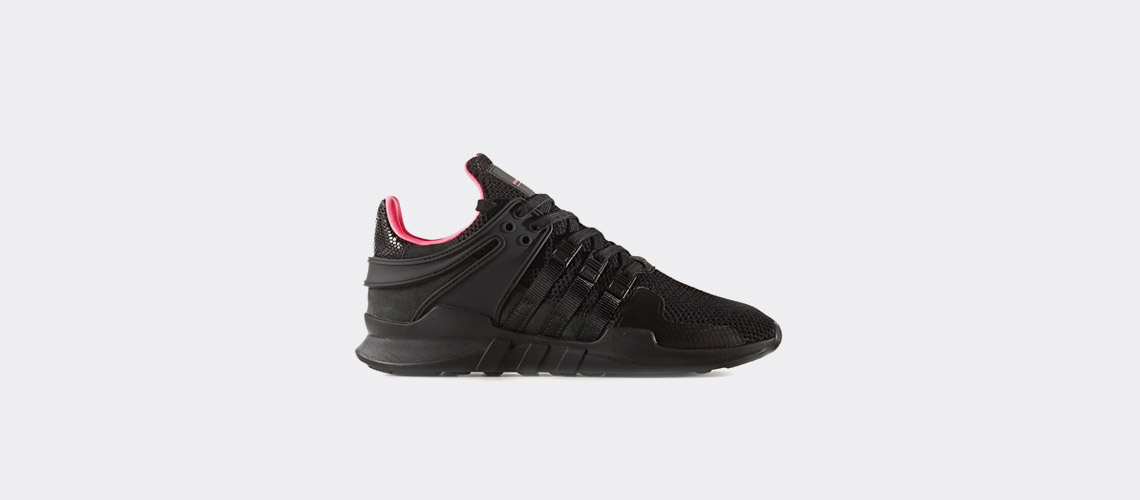 adidas EQT Support ADV Black Turbo Red BB1300