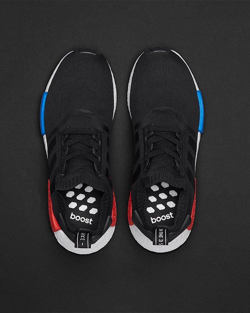 Zalando HOT SNEAKER RELEASE! De nya Adidas NMD R1 Tonal