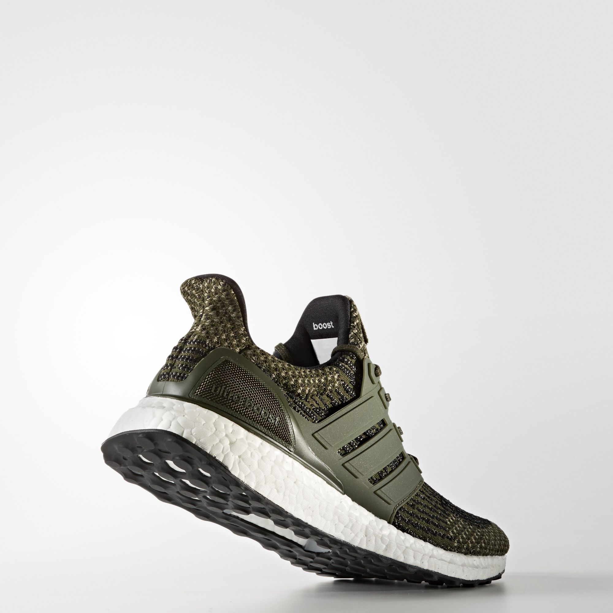 adidas Ultra Boost 3 0 Trace Cargo Olive BA7748 3