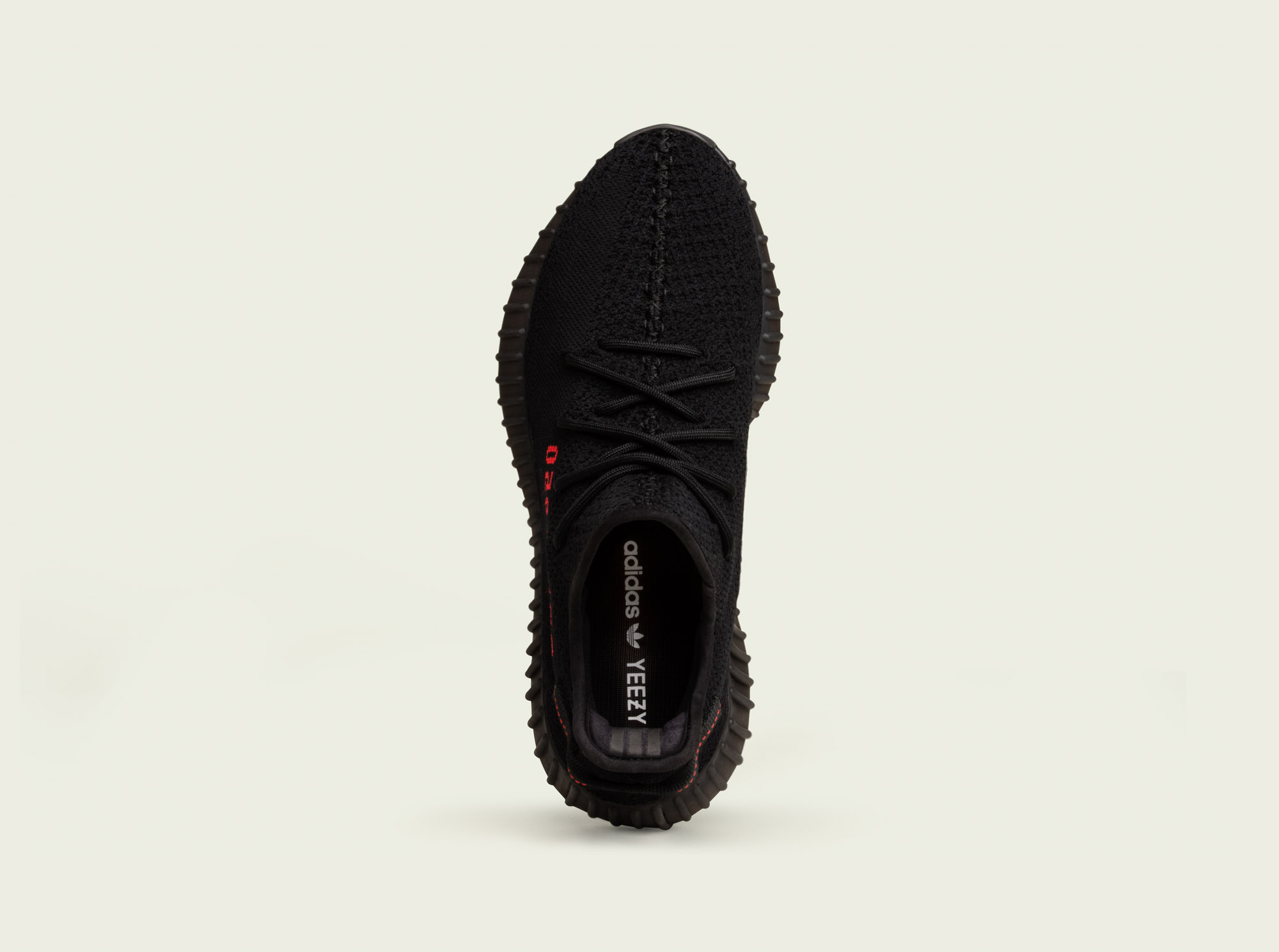 adidas Yeezy Boost 350 V2 Black Red CP9652 1
