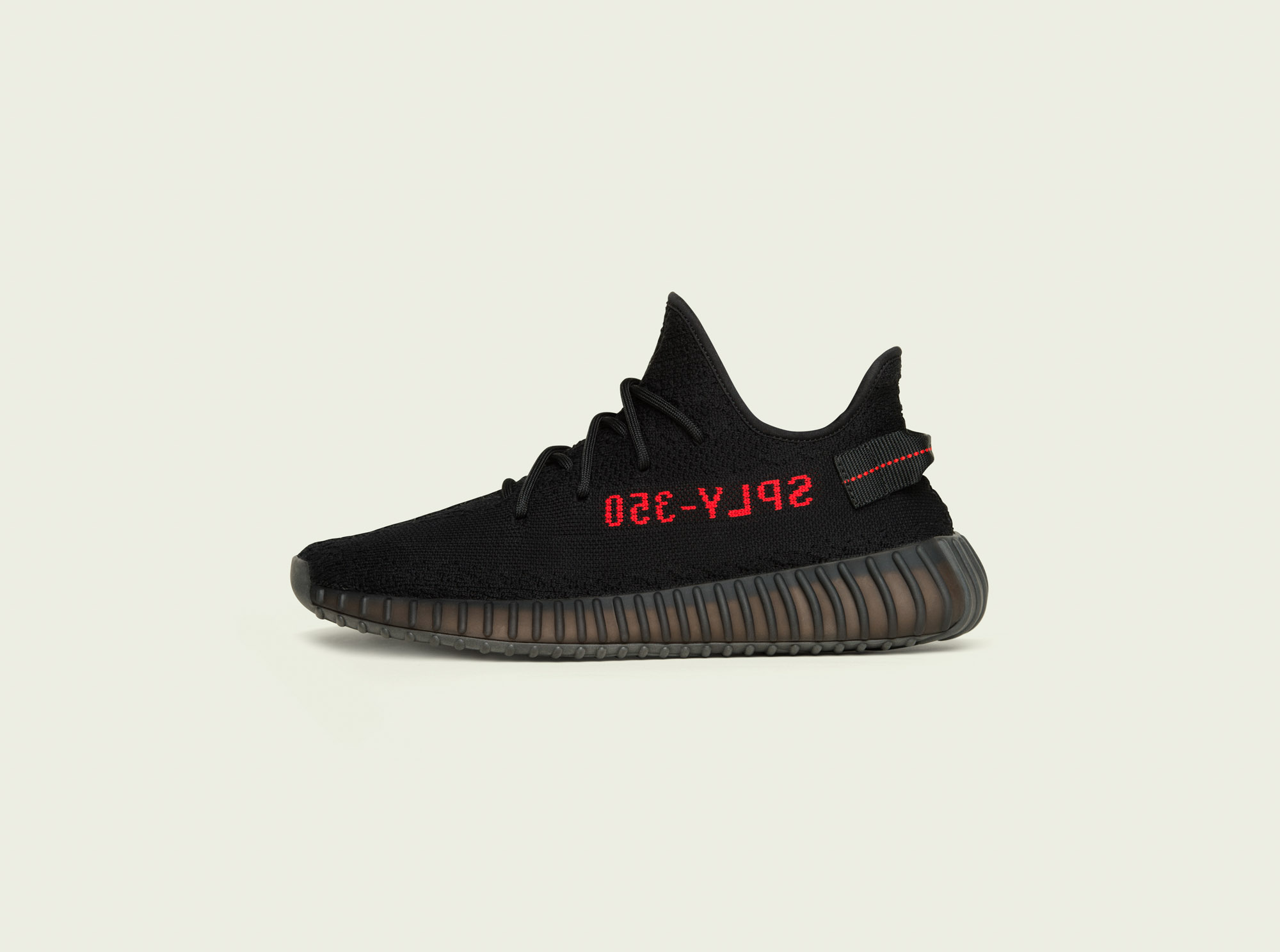 adidas Yeezy Boost 350 V2 Black Red CP9652 3