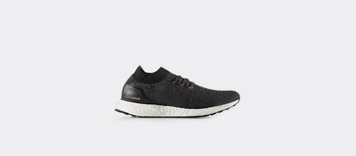 adidas ultra boost uncaged grey black BB4486