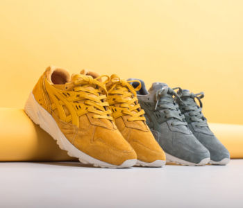 asics Tiger Gel Kayano Trainer Golden Yellow Agave Green 3 350x300