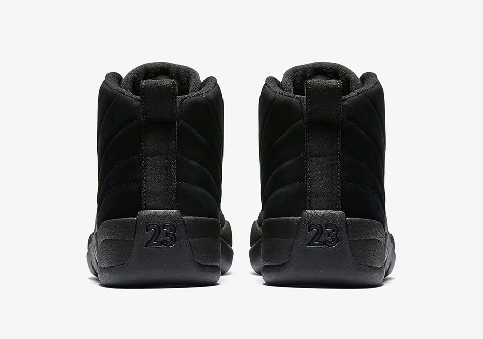 Air Jordan 12 OVO Black 873864 032 5