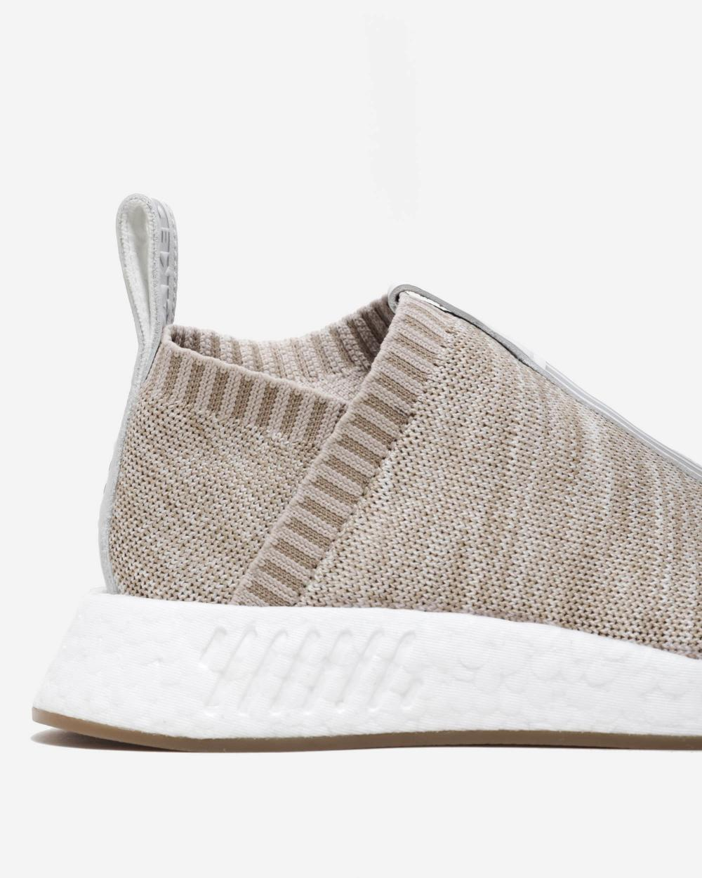KITH x NAKED x adidas Consortium NMD CS2 BY2596 Sandstone 1