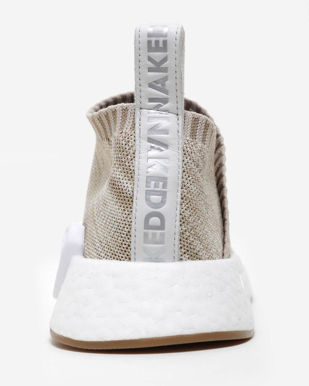 KITH x NAKED x adidas Consortium NMD CS2 BY2596 Sandstone 2