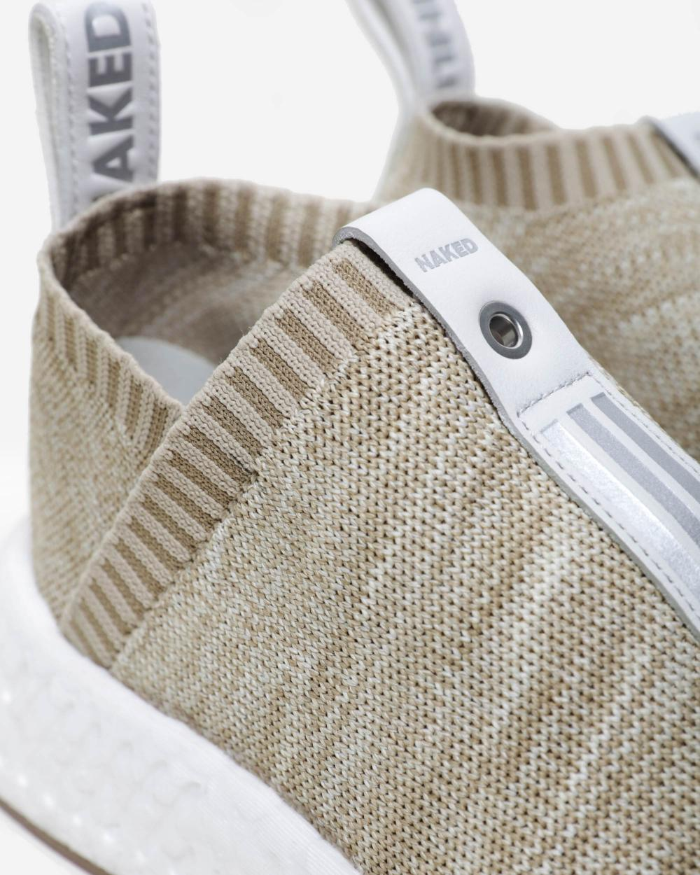 KITH x NAKED x adidas Consortium NMD CS2 BY2596 Sandstone 3