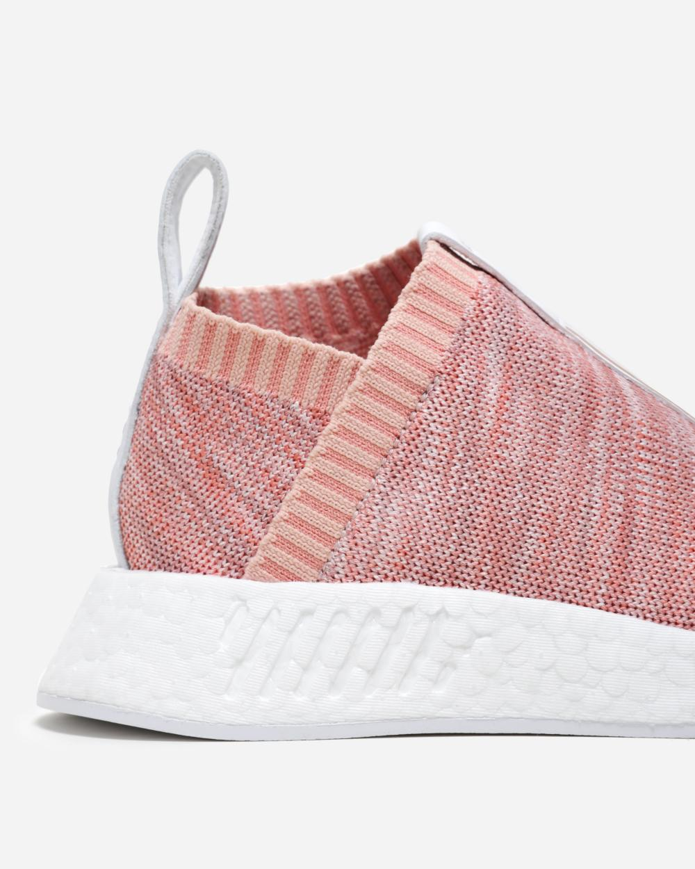 KITH x NAKED x adidas Consortium NMD CS2 BY2597 Pink 1