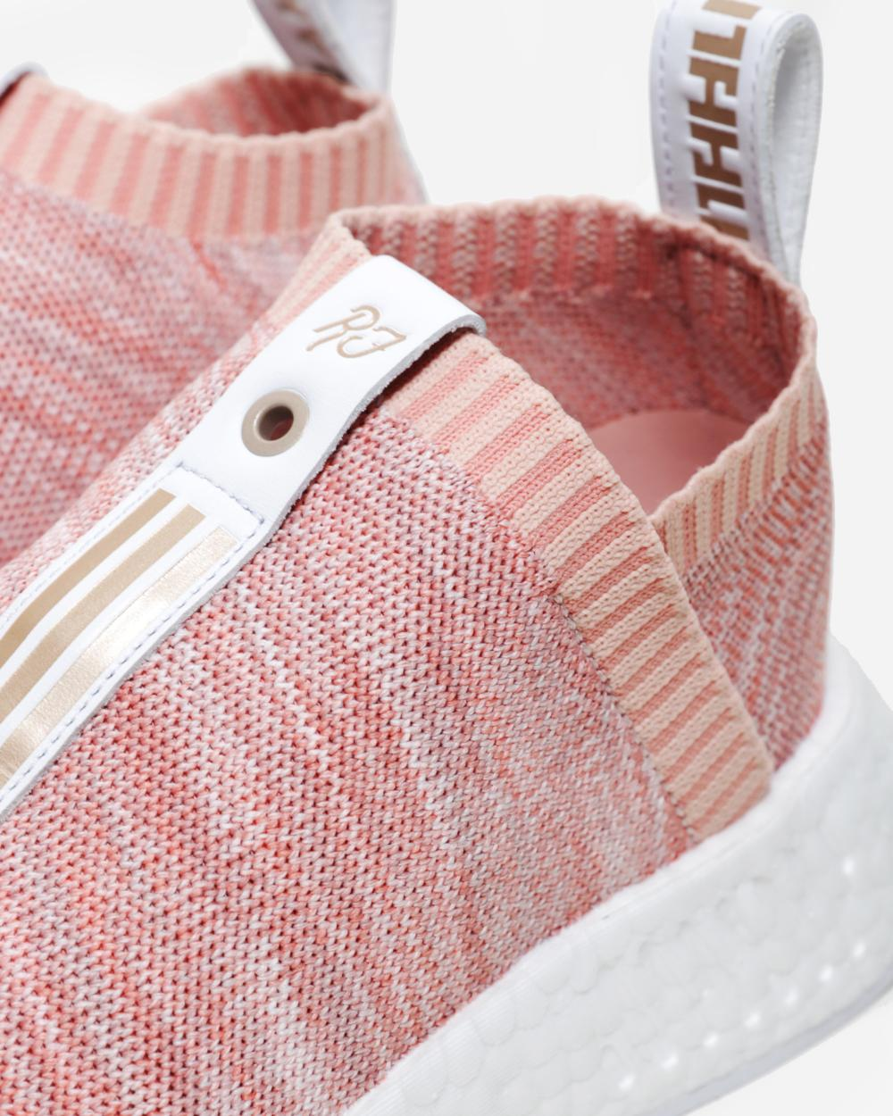 KITH x NAKED x adidas Consortium NMD CS2 BY2597 Pink 4
