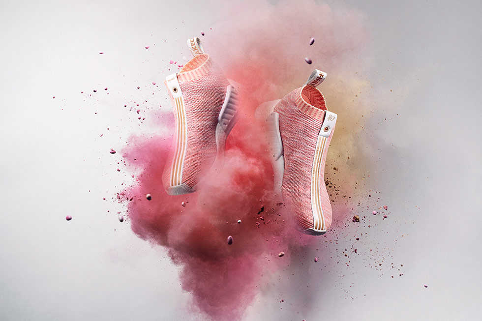 KITH x NAKED x adidas Consortium NMD CS2 BY2597 Pink 5