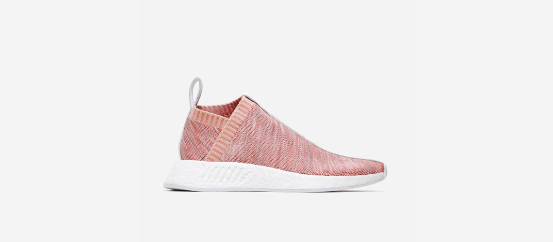 KITH x NAKED x adidas Consortium NMD CS2 BY2597 Pink