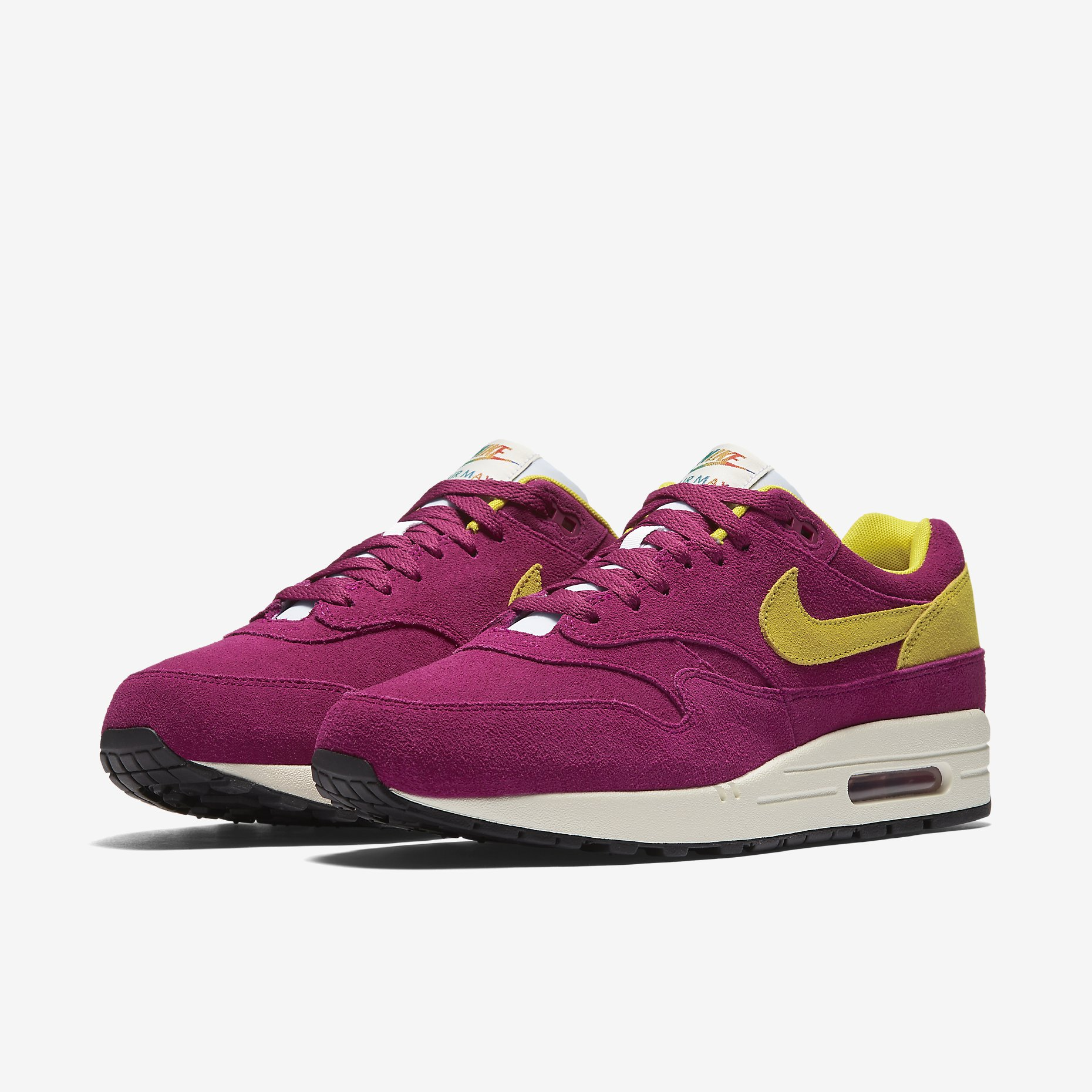 Nike Air Max 1 Dynamic Berry 875844 500 1