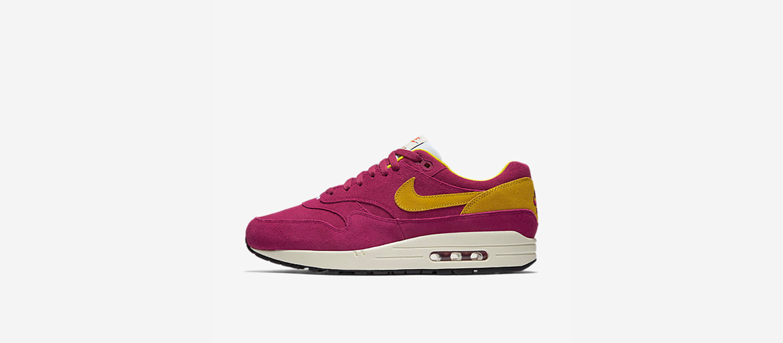 Nike Air Max 1 Dynamic Berry 875844 500