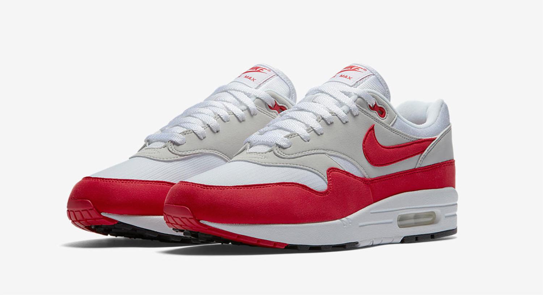 Nike Air Max 1 OG Red 2017 2