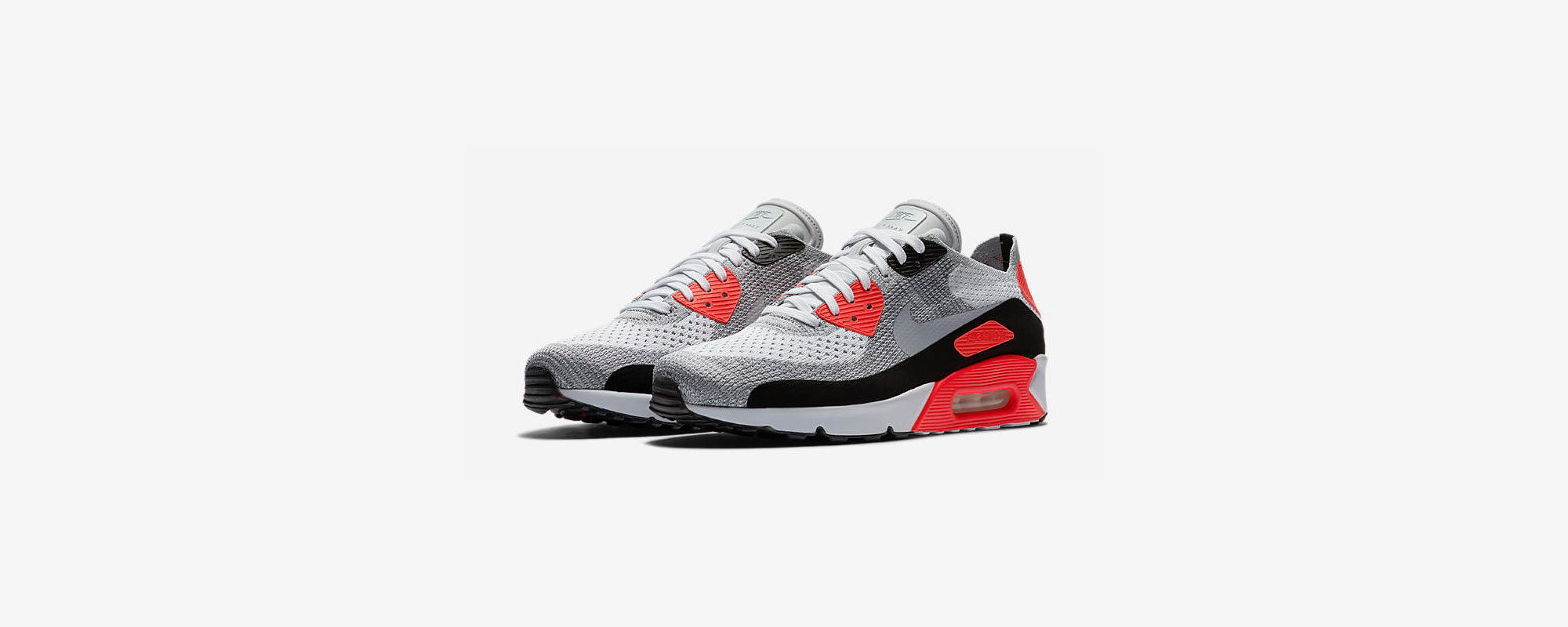 Nike Air Max 90 Ultra 2 0 Flyknit Infrared 2
