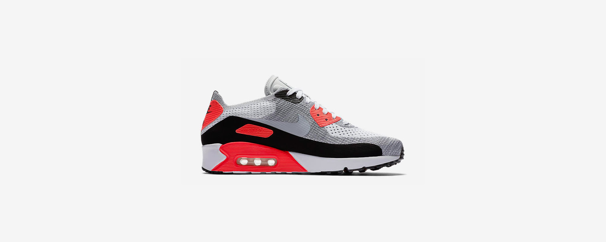 Nike Air Max 90 Ultra 2 0 Flyknit Infrared 3