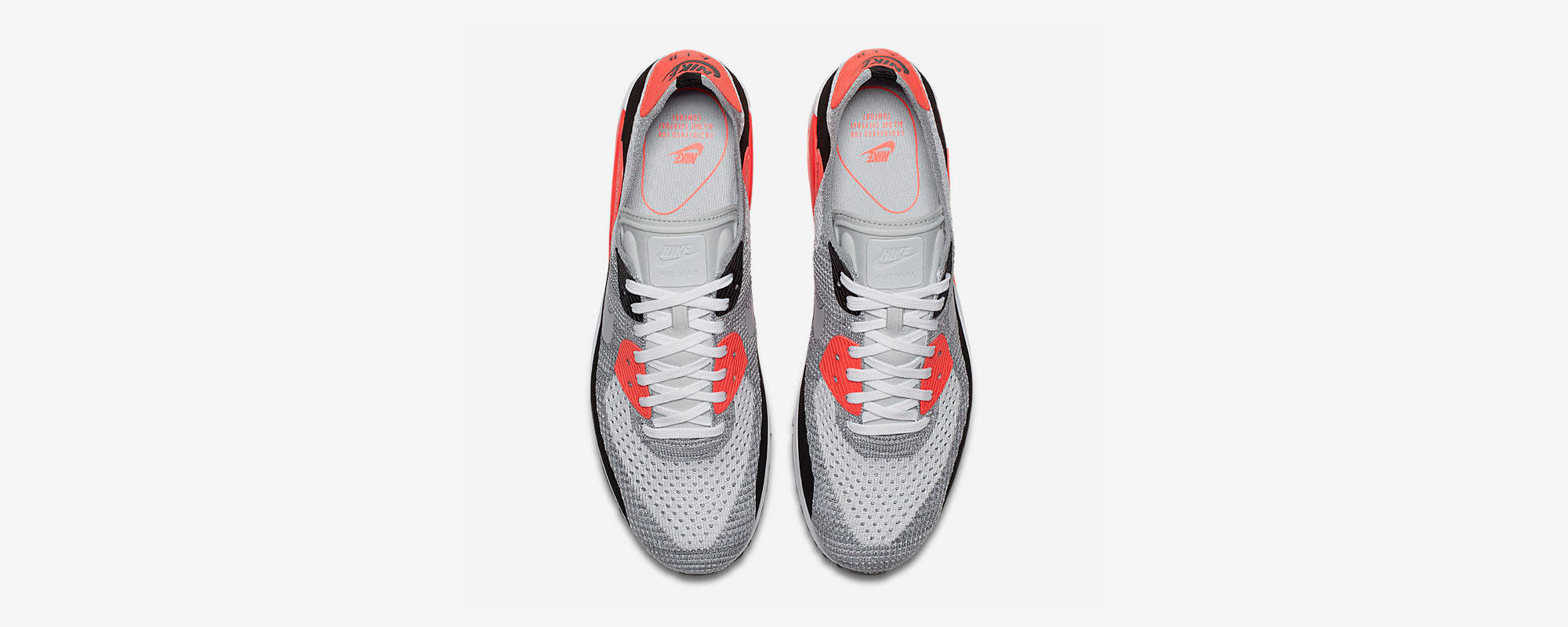 Nike Air Max 90 Ultra 2 0 Flyknit Infrared 4