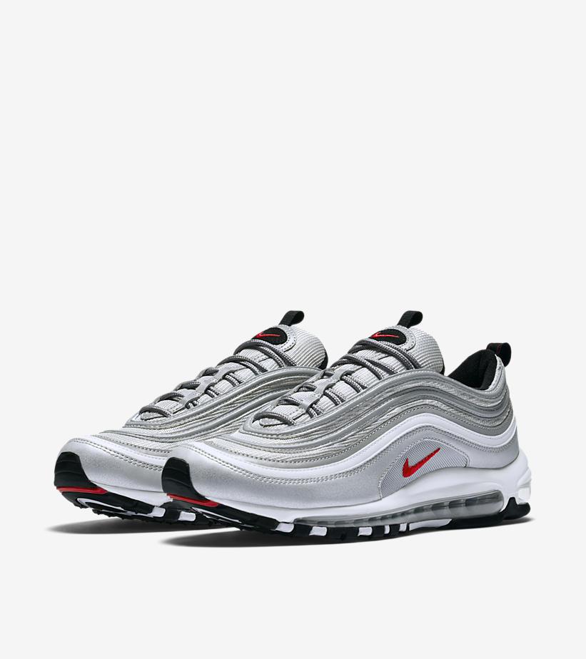 Nike Air Max 97 OG Silver Bullet 884421 001 1