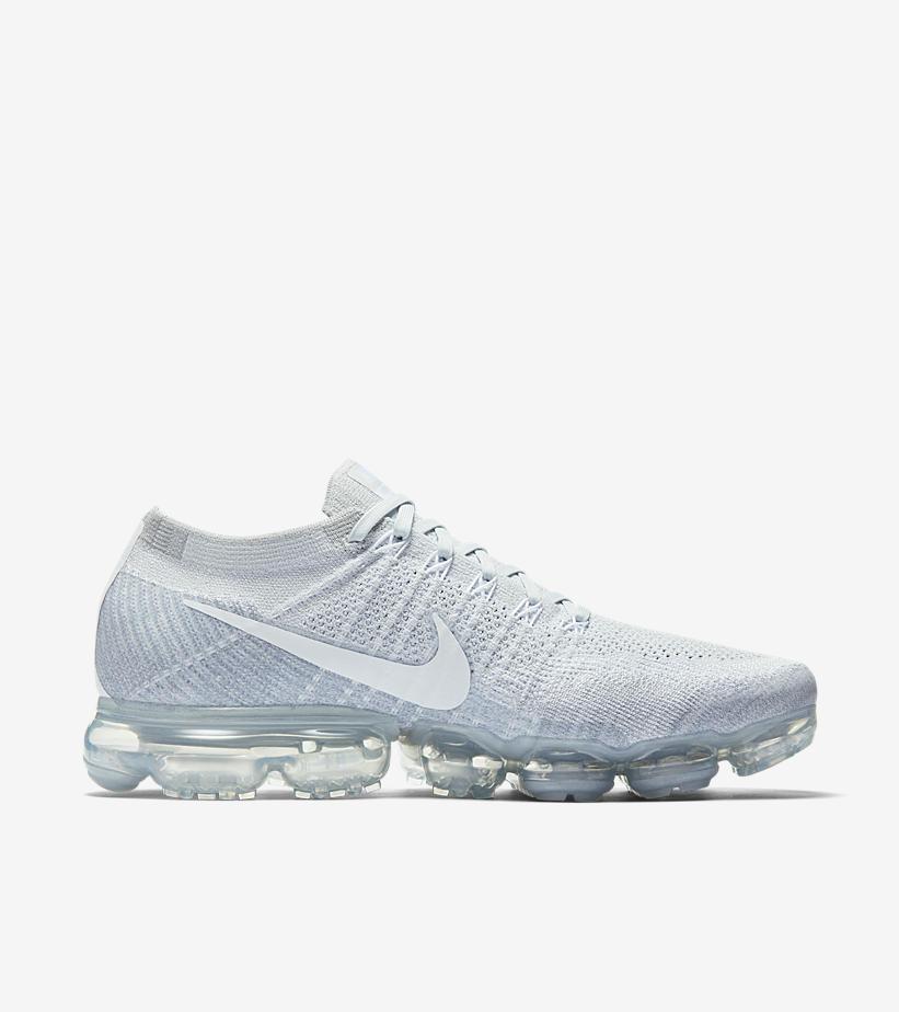 Nike Air VaporMax Platin 849558 004 4